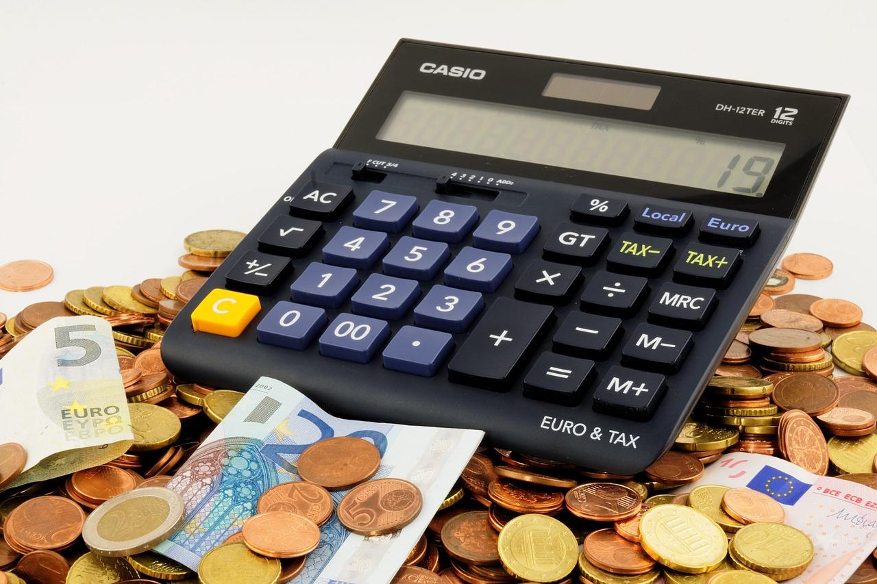 Finanzieller Engpass