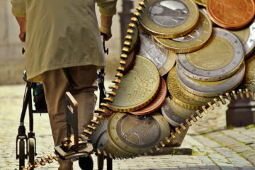 Rentner haben oft wenig Geld